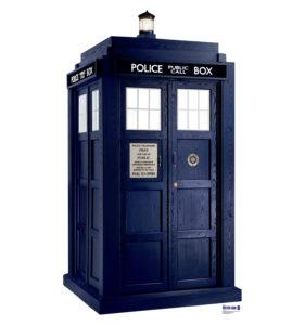 The TARDIS (time machine)