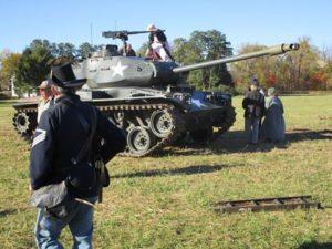 Tank Rides!