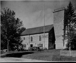 Fort circa 1900