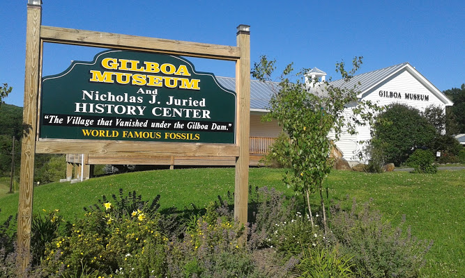 Gilboa Museum Complex Lecture with Dorothy Pickett