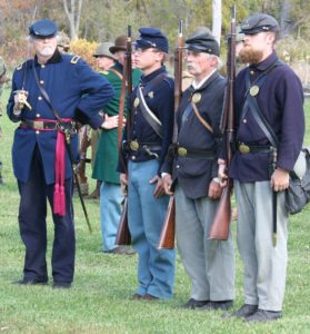 Civil War Encampment @ The Old Stone Fort | Schoharie | New York | United States